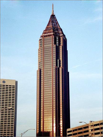 Лучшая десятка «зеленых» небоскребов мира. Изображение № 10.