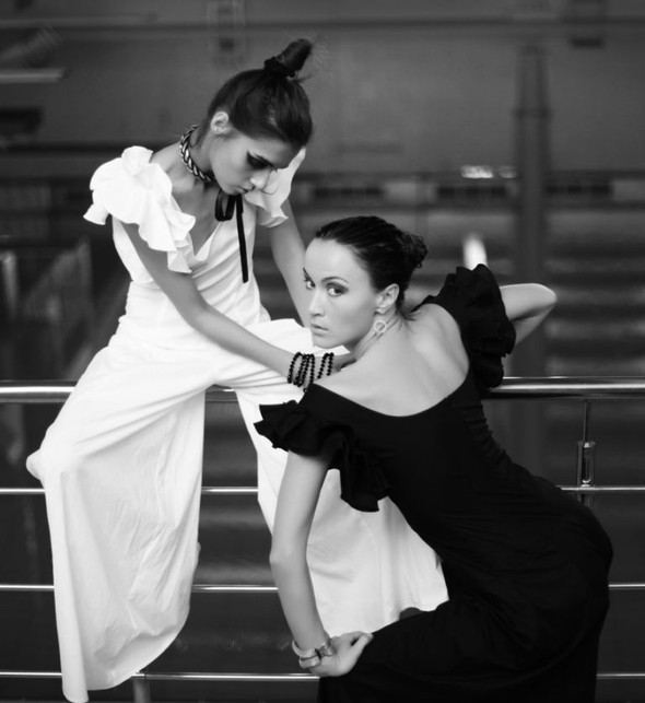 Preview коллекции Весна-Лето 2012 by Ksenia Knyazeva. Изображение № 25.