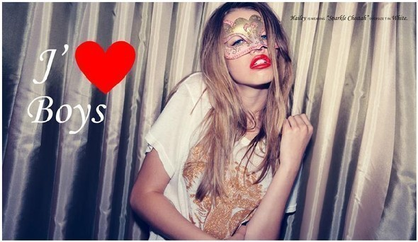 Vampires are forever! от wildfox couture. Изображение № 7.