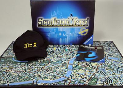 Скотланд-Ярд. Изображение № 6.