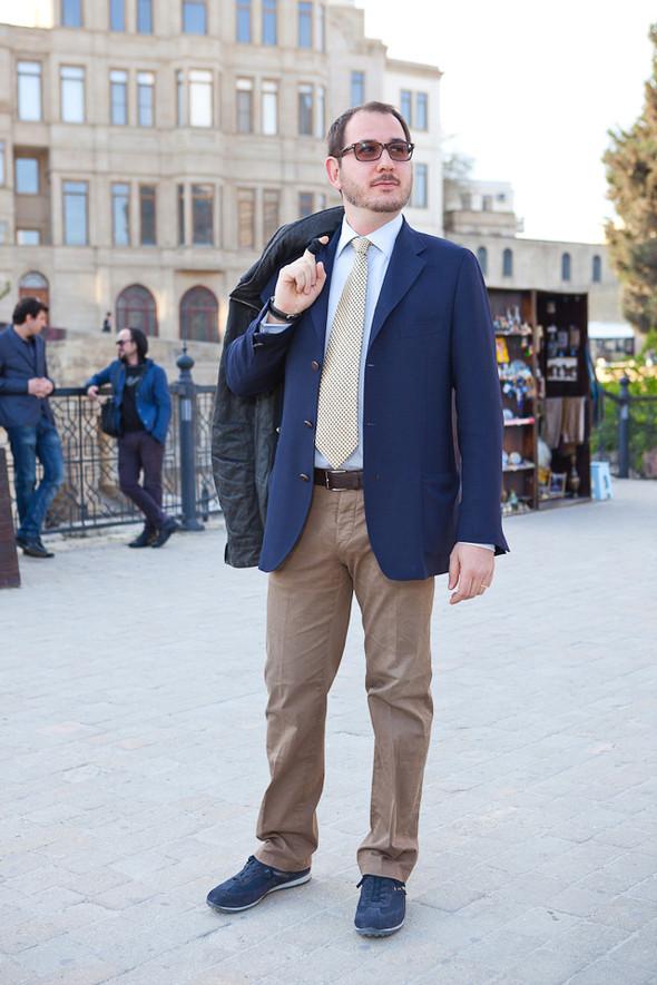 Baku Street Fashion | Spring 2012. Изображение № 21.