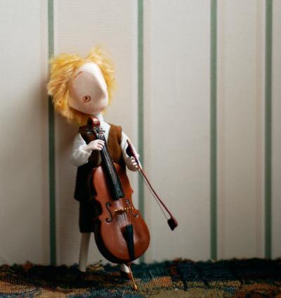 Настоящая девочка иеё куклы. Изображение № 6.