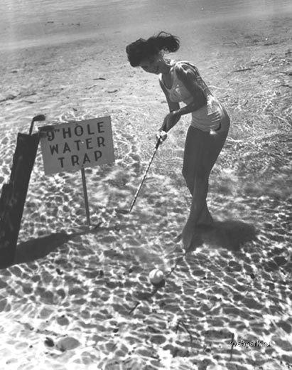 Подводные фотографии Bruce Mozertom 1938 года. Изображение № 3.