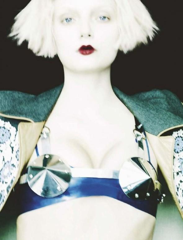 Съемки: Vogue, Numero, Tush и другие. Изображение №24.