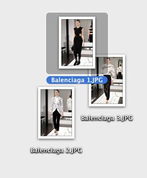 Саундтреки  к показам Paris Fashion  Week FW 2013. Изображение № 21.