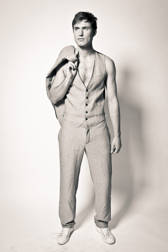 Лукбук: Jean Paul Gaultier SS 2012 Men's. Изображение № 7.