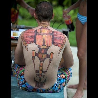 Татуировки в стиле Иннормизма. Изображение № 6.