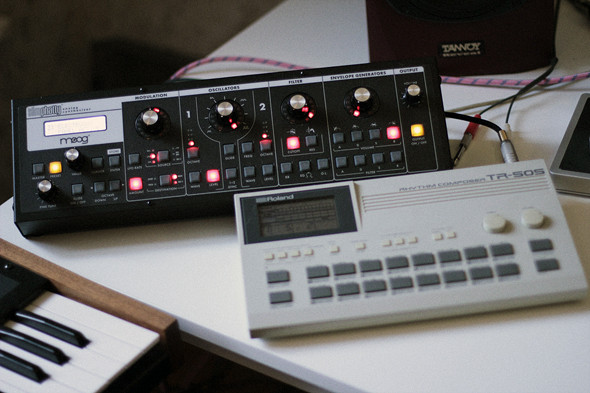 Драм-машина Roland TR-505. Изображение № 20.
