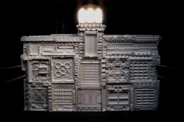 Искусство где-то рядом: 10 художников, работающих с предметами быта. Изображение № 42.