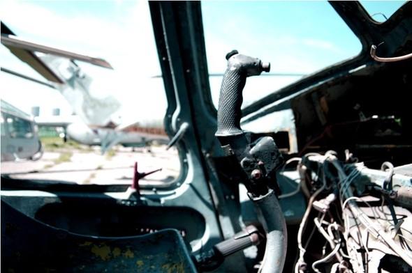 Сто рублей охраннику кладбища советской авиации. Изображение № 10.