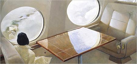 Andrew Wyeth- живопись длясозерцания иразмышления. Изображение № 7.