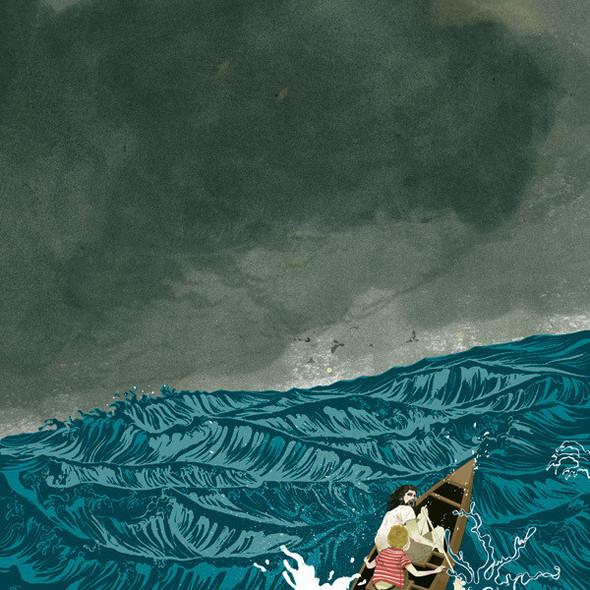 Рисунки американского иллюстратора Марко Шина.. Изображение № 14.
