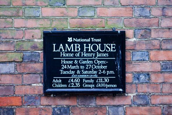Дом Генри Джеймса. Изображение № 39.