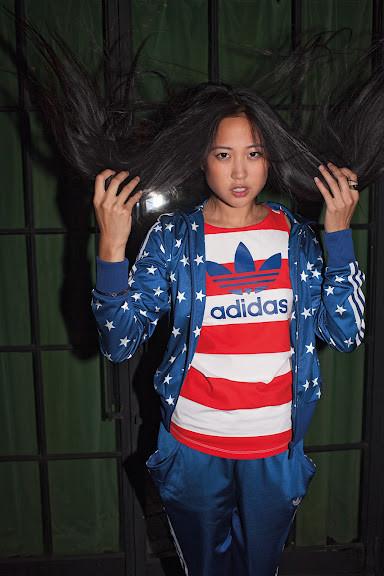 Лукбуки: Adidas Originals SS 2012. Изображение № 8.