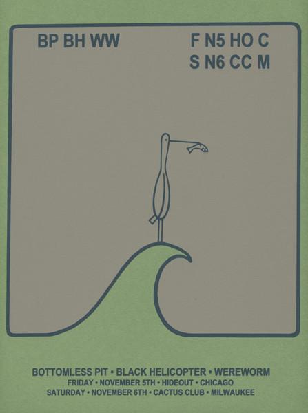 Концертные плакаты. Изображение № 33.