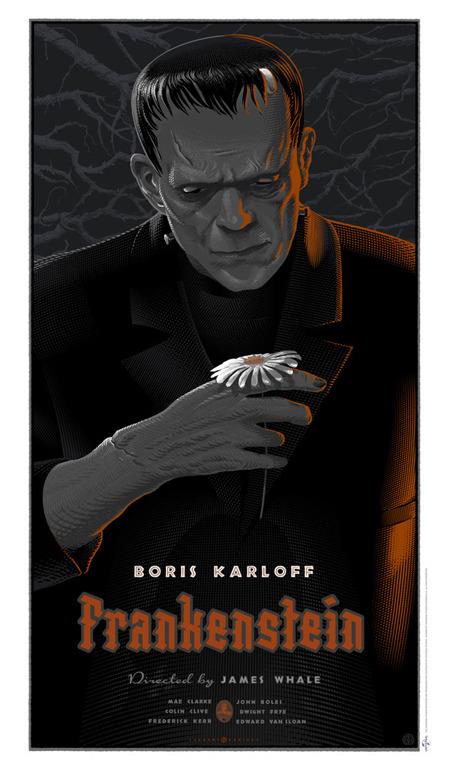 Лаурен Дерье — Франкенштейн. Изображение № 10.