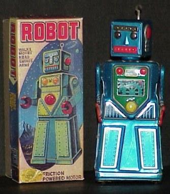 Ретро роботы. Изображение № 2.