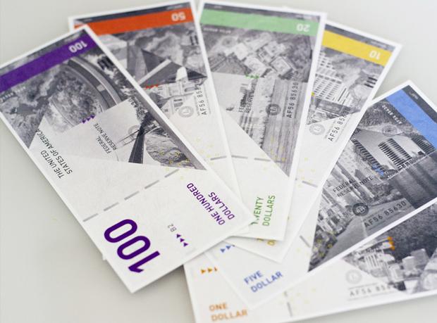 Студент представил редизайн банкнот американского доллара. Изображение № 11.