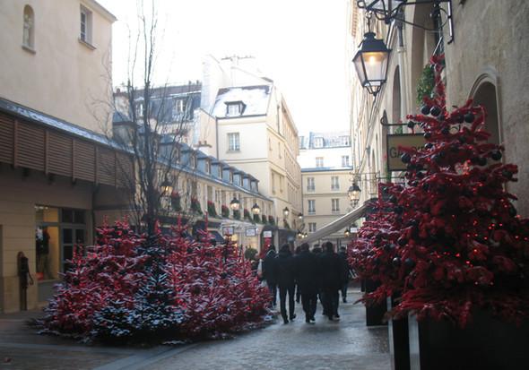 Париж Рождественский. Изображение № 13.