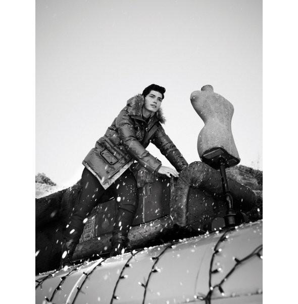 Изображение 7. Новые рекламные кампании: Pull & Bear, Asos и H&M.. Изображение № 7.