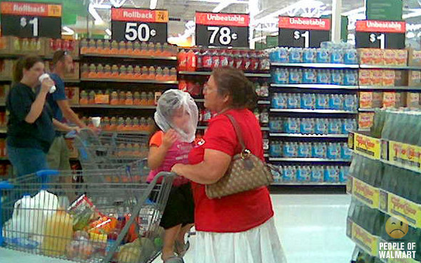 Покупатели Walmart илисмех дослез!. Изображение № 20.