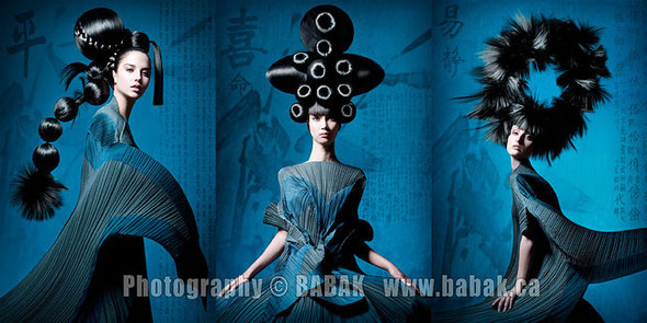 Hairdressing Awards, The Winners of the 2008. Изображение № 10.