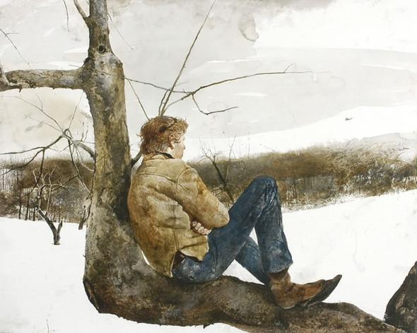 Andrew Newell Wyeth. Изображение № 21.