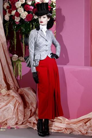 Неделя моды в Париже: Haute Couture. Изображение № 6.