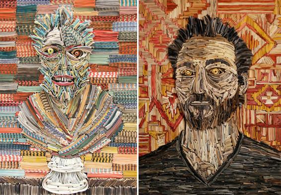 Дизайн-дайджест: Книга мифов о Бэнкси, выставка Ай Вэйвэя и арт-ярмарка FIAC в Париже. Изображение № 88.