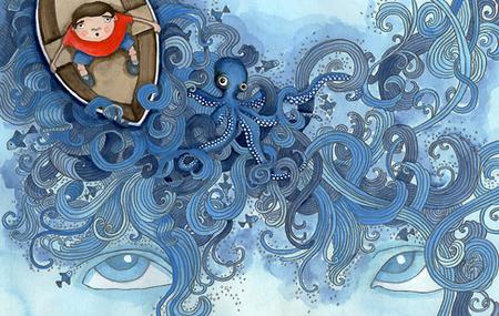 Австралийские иллюстраторы ииллюстрации. Изображение № 47.