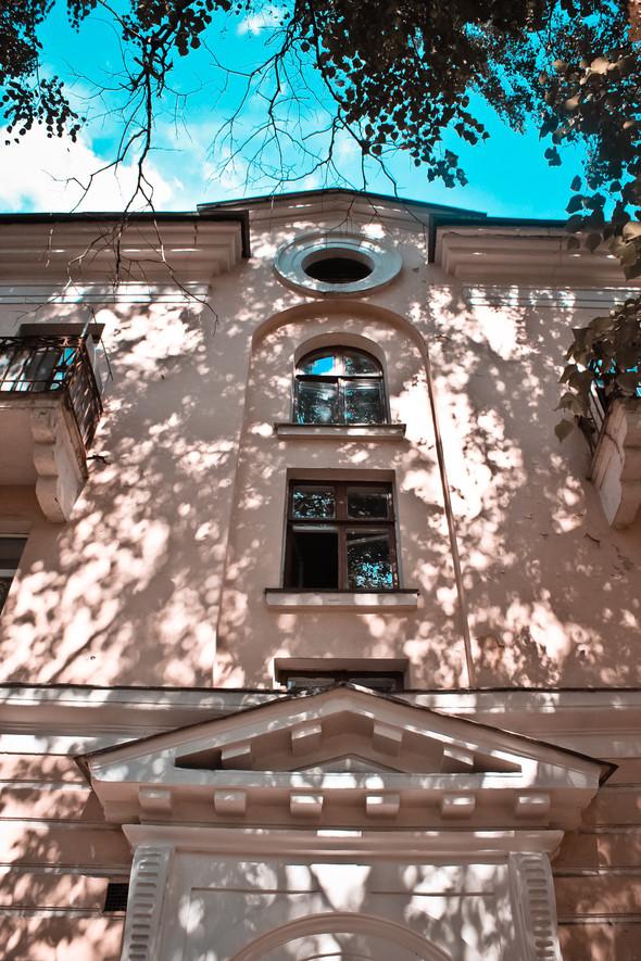 Дом вокруг четырех маршалов. Изображение № 9.