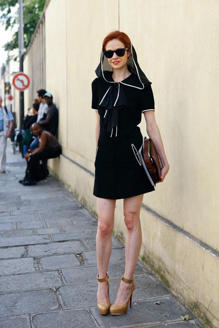 Стефани ЛаКава, фэшн-журналист, о работе в Vogue, Анне Винтур и юности во Франции. Изображение № 3.