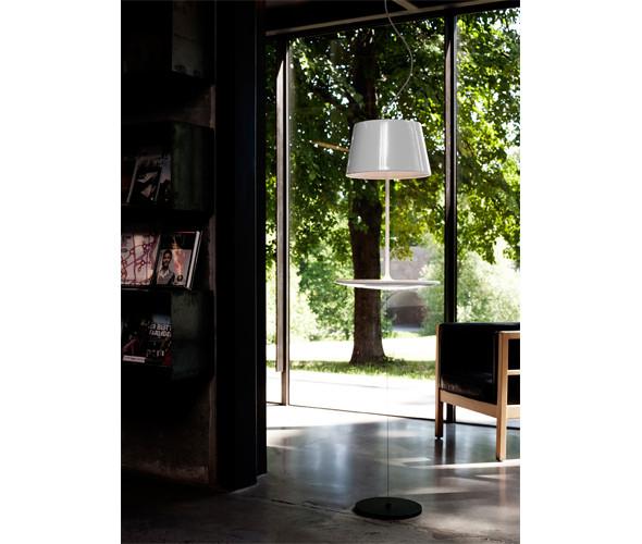 Компактный гибрид барной стойки и светильника от норвежской студии Hareide Design. Изображение № 2.