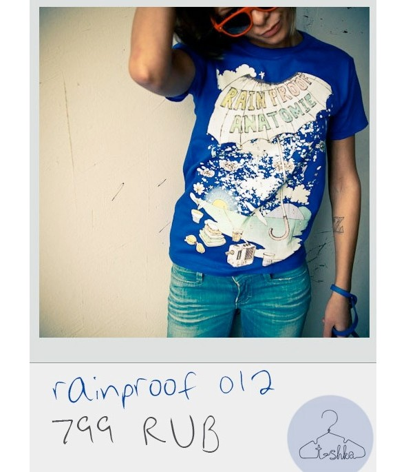 T-shka: магазин футболок на «Красном Октябре». Изображение № 7.