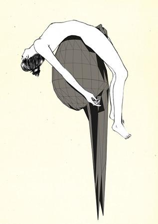 Создать папку: 5 успешных российских иллюстраторов рассказывают о портфолио. Изображение №78.