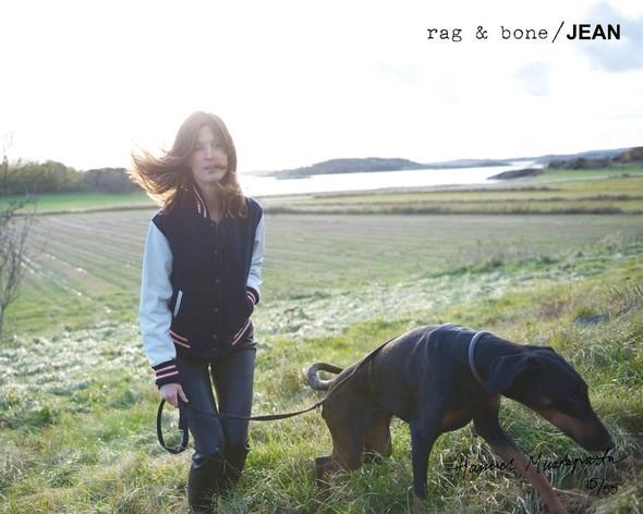 Кампания: Ханнели Мустапарта для Rag & Bone. Изображение № 32.