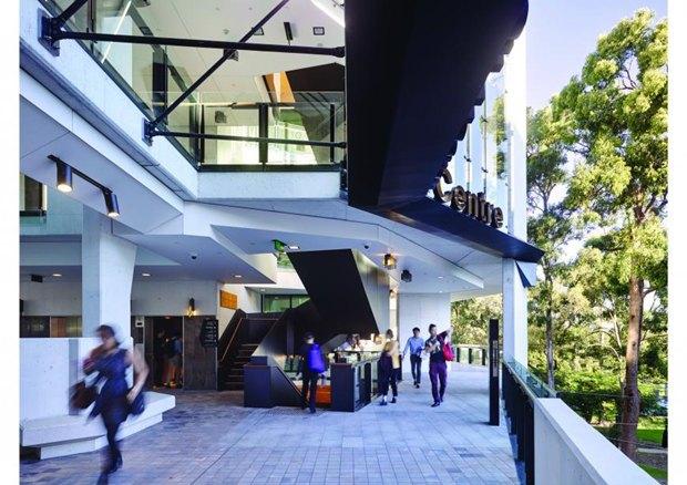 Центр здоровья полости рта Университета Квинсленда в Австралии авторства Cox Rayner Architects. Изображение № 81.