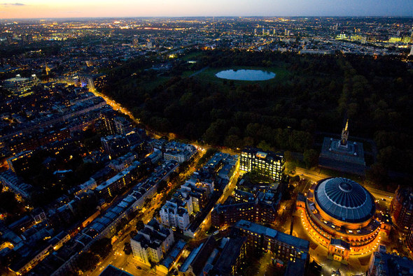 London From Above. Изображение № 21.