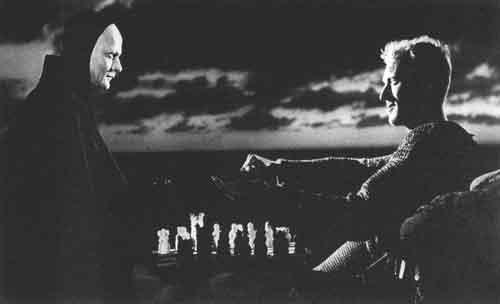 Шахматы из«Седьмой печати» Бергмана пустили смолотка. Изображение № 1.