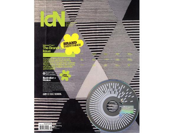 Изображение 2. Журналы недели: 6 популярных изданий о графическом дизайне.. Изображение № 2.