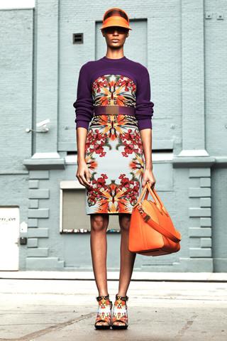 Изображение 26. Лукбуки Resort 2012: Givenchy, Lanvin.. Изображение № 26.