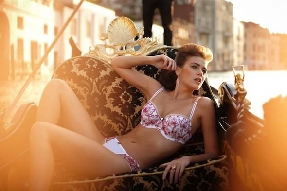 Изображение 27. Лукбуки: Intimissimi, Chantal Thomass, Victoria's Secret и другие.. Изображение № 20.