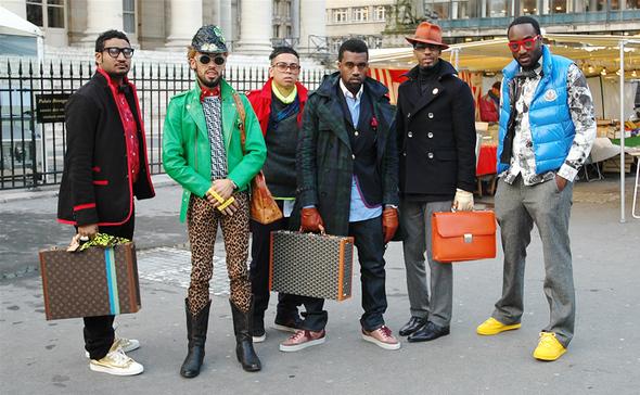 Kanye West дляLouis Vuitton. Изображение № 5.