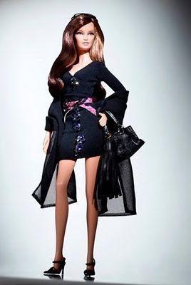 Изображение 3. Самые дизайнерские Барби.. Изображение № 4.