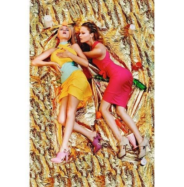 Изображение 1. Лукбук: Pure Joy Summer 2011.. Изображение № 1.