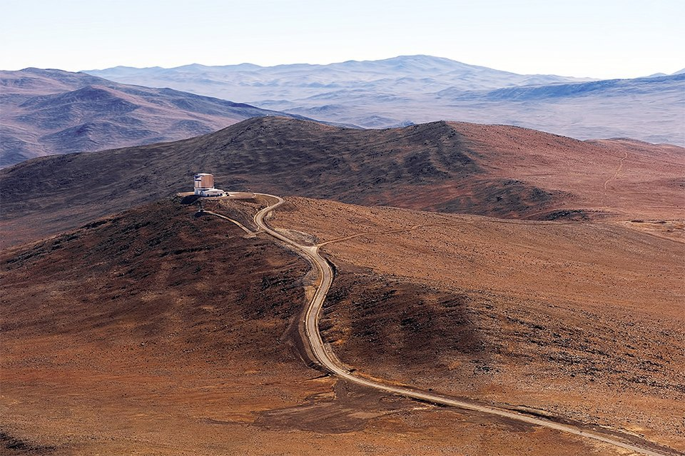 Фотографии лучших обсерваторий мира . Изображение № 2.