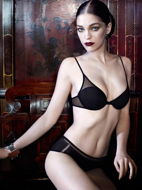 Лукбук осенне-зимней кампании бренда нижнего белья La Perla. Изображение № 12.