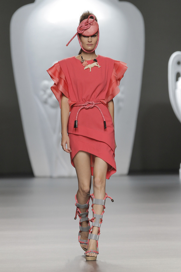 Madrid Fashion Week SS 2013: ANA LOCKING . Изображение № 3.