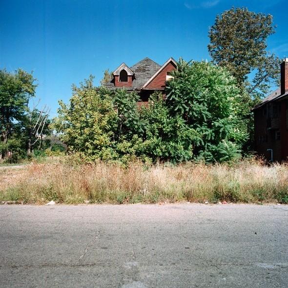 100 заброшенных домов. Изображение № 14.