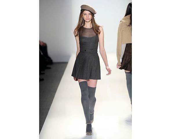 Неделя моды в Нью-Йорке: второй день. Изображение № 43.